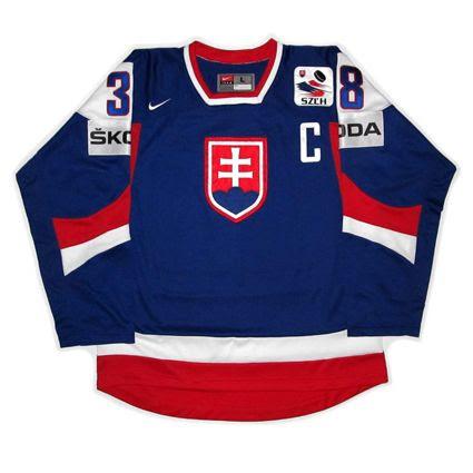Slovakia 2001 jersey, Slovakia 2001 jersey