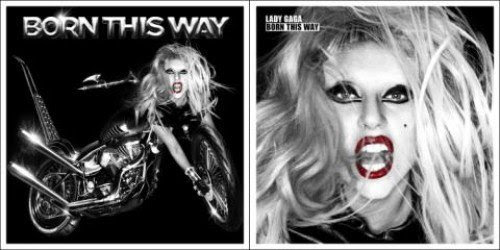 """lady gaga born this way special edition cover. X"""" The cover -was shot by"""