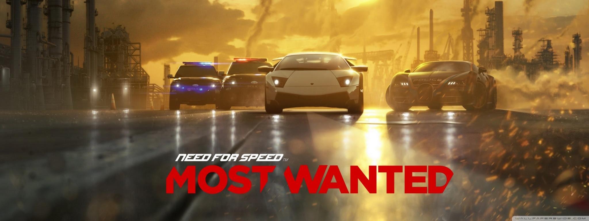 Need For Speed Most Wanted 2012 Ultra Hd Desktop Background