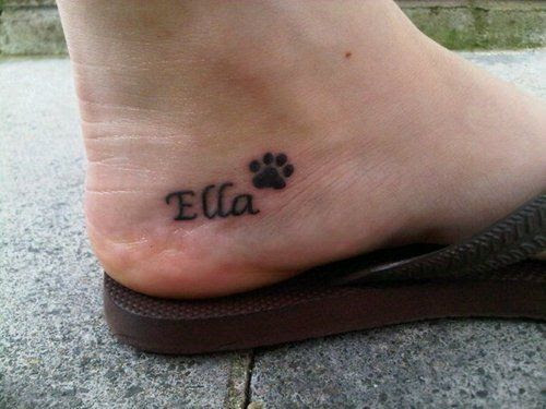 20 Best Dog Tattoos That Show Your True Devotion