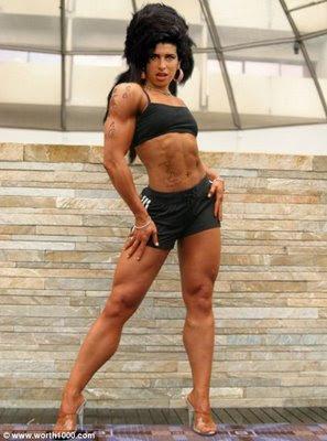 Celebrity Muscle