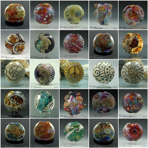 Some Favorite Beads of 2010