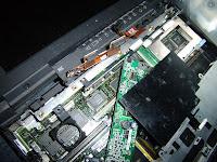 IBM Thinkpad 755c Internals