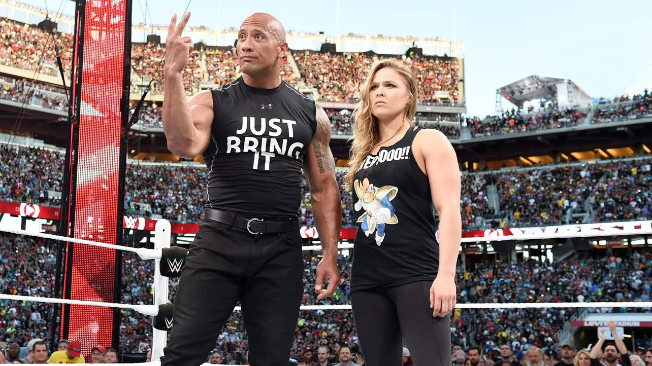 Ronda Rousey pode estar próxima de regressar a WWE