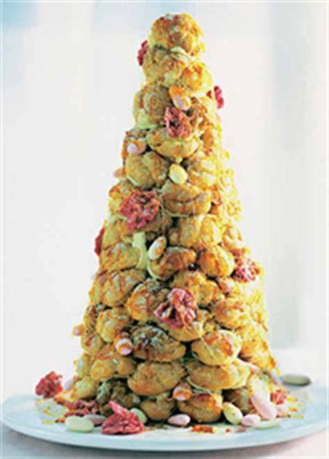 A recipe for croquembouche   HELLO!