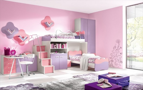 Teenage Girls Bedrooms: How To Decorate Your Room  Freshnist