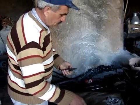 Bozkır Çat Bıçağı Yapımı Video (Bozkır Bıçağı)