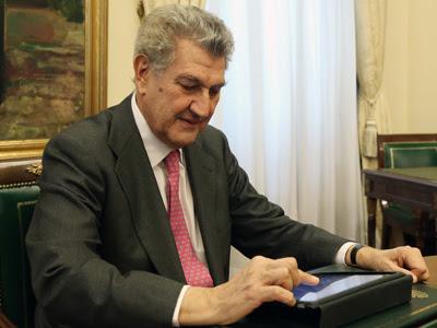 Jesús Posada, Presidente del Congreso de los Diputados
