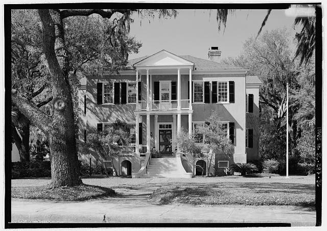 - Thomas Fuller House, 1211 Bay Street, Beaufort, Beaufort County, SC