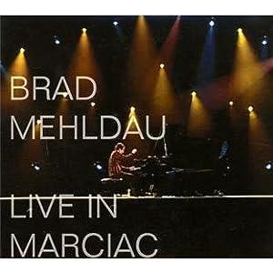 Brad Mehldau – Live In Marciac cover