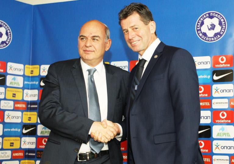 Εθνική Ελλάδας – Σκίμπε: «Με πόνεσε πολύ ο αποκλεισμός, θα είμαστε παρόντες στο Euro 2020» | Newsit.gr