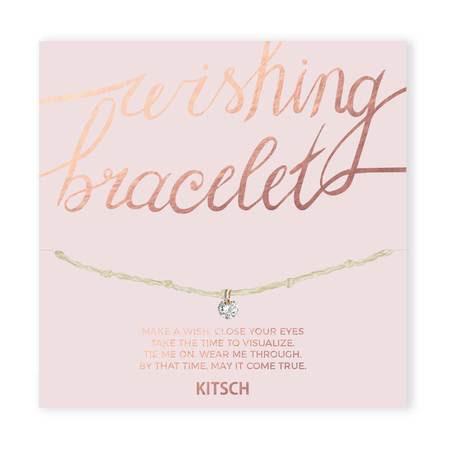 Happiness Looks Good On You Wishing Bracelet Shopchestnuts