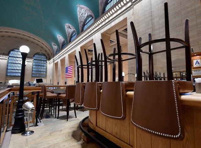 ¿Puede Nueva York reabrir el comedor interior de forma segura?  Esto es lo que dicen los expertos gastronómicos sobre el coronavirus
