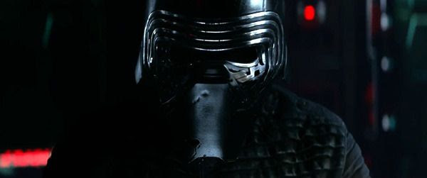 Kylo Ren (Adam Driver) is out to complete what Darth Vader started in STAR WARS: THE FORCE AWAKENS.