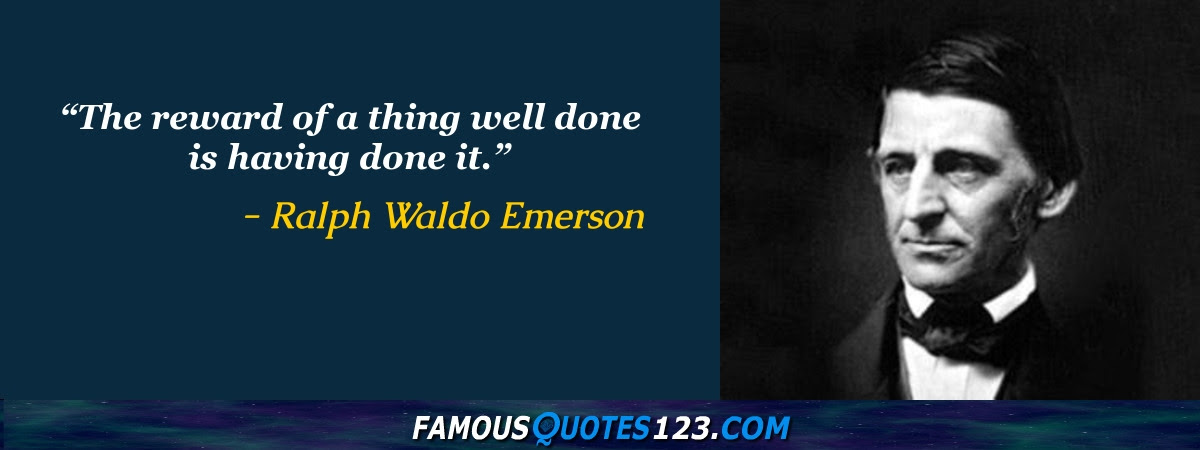 Quotes Ralph Waldo Emerson Quotes Self Reliance Cryptinfonet