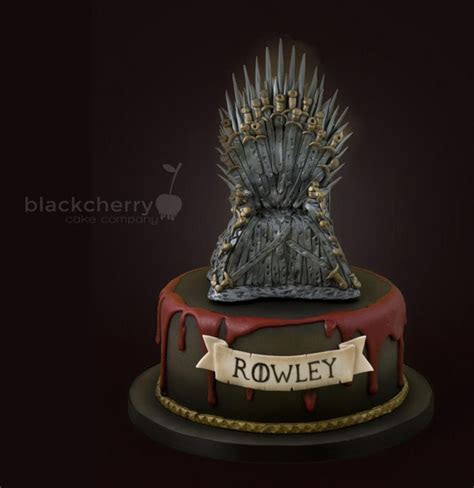 25 best Game of Thrones Cakes images on Pinterest   Game