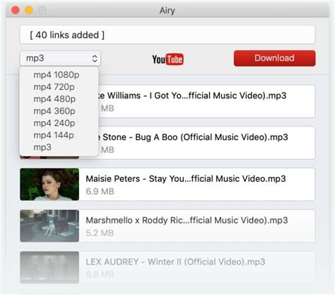 youtube downloader  mac youll find