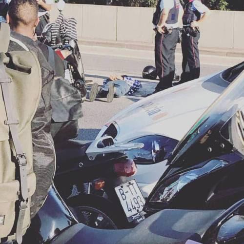 Operativo de la policía autónoma de Cataluña #lasRamblas #siseguridad #segurpricat #daesh #seguridadcorporativa (en Fairmont Rey Juan Carlos I)