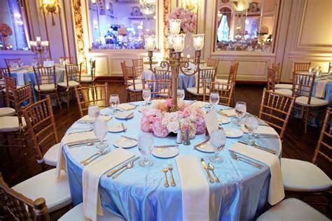 Cinderella Themed Wedding. Cinderella Floral Arrangement