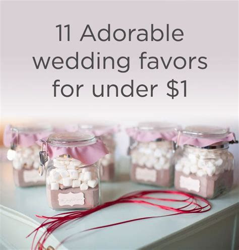 Best 20  Affordable Wedding Favours ideas on Pinterest