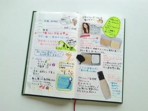 今日からできる自分磨きノートの作り方書き方見本のまとめ