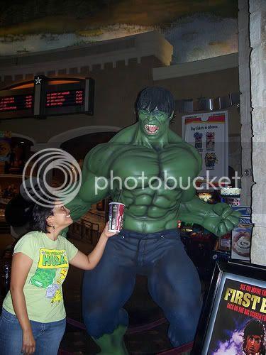 Invasão Verde nos Cinemas