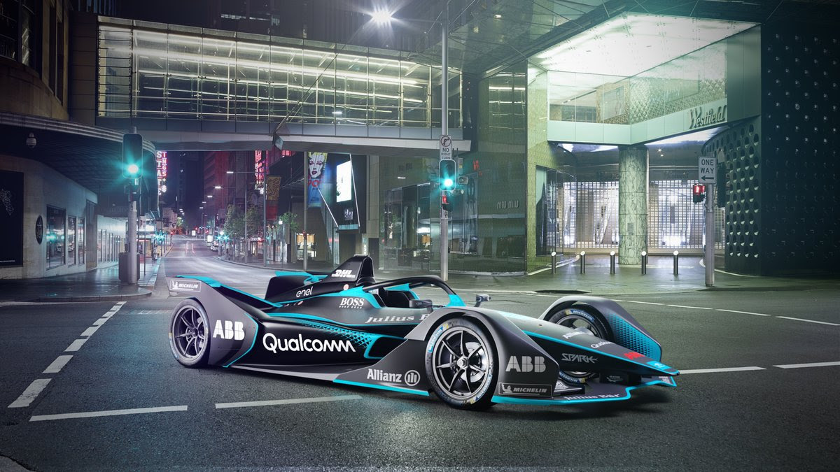 New Formula E Electric Cars Look From The Future The News Wheel