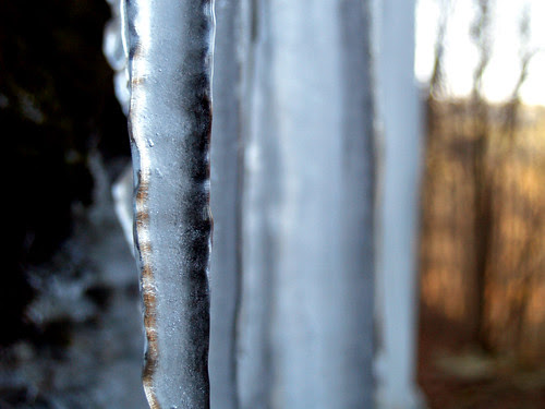 More ice...