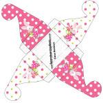 Caixa Bombom Páscoa para Meninas: