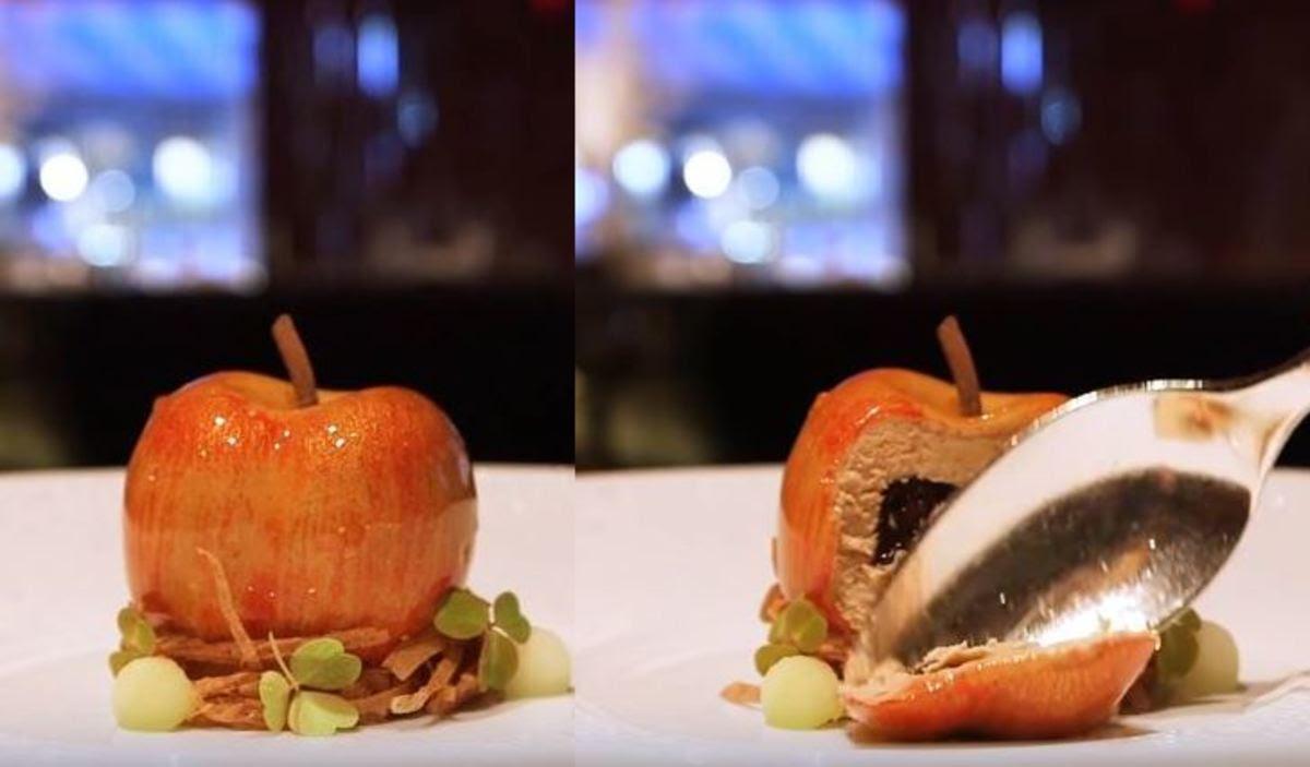 Δεν είναι μήλο! Είναι ένα λαχταριστό γλυκό που πρέπει να δοκιμάσετε!   Newsit.gr