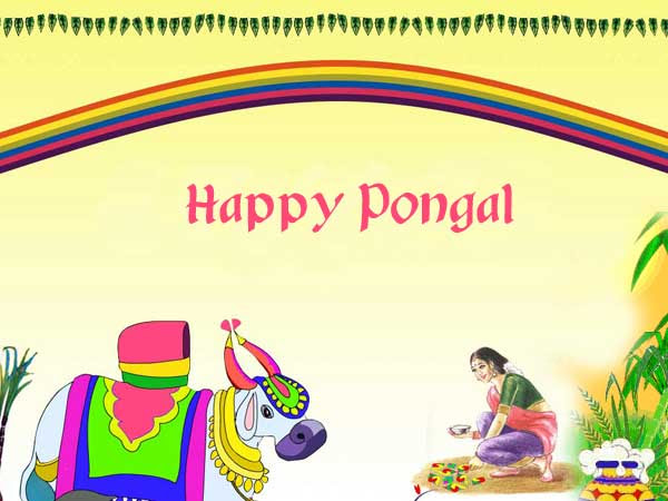 Pongal Festival Greetings, Messages, Pongal Facts