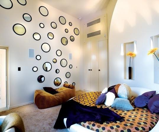 Decorating Ideas using Wall Mirrors - Home Information Guru.