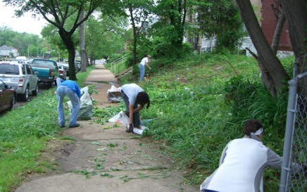 Project Blitz with Brightside St. Louis