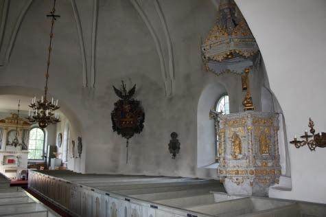 Munsö kyrka