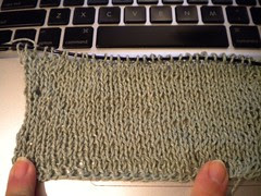 Buttercup swatch