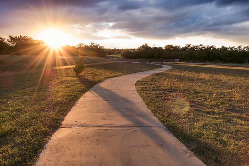 Sunset by Jesse Acosta