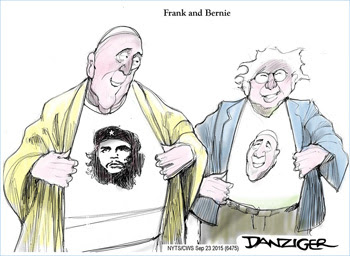 Francis and Bernie