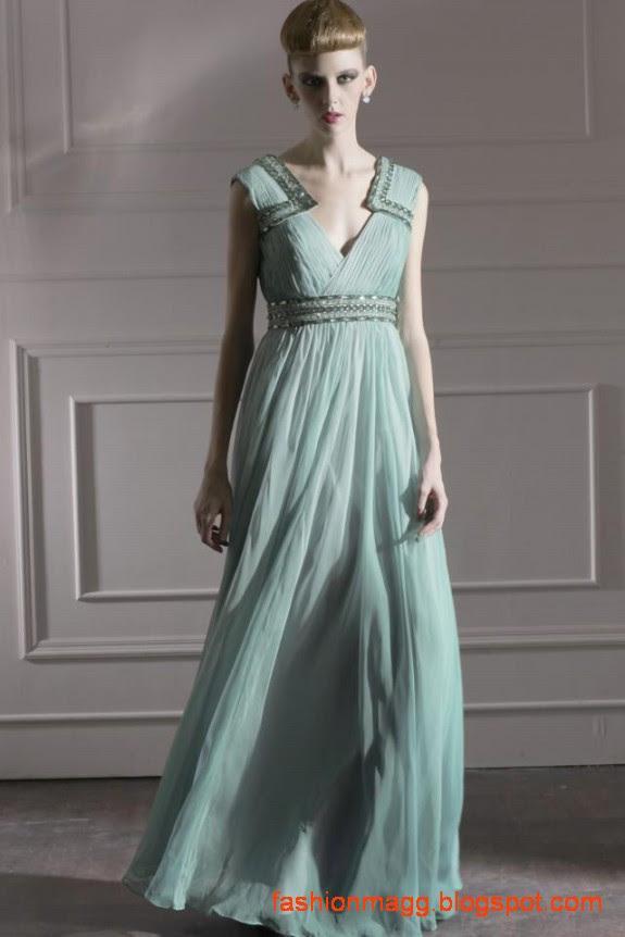 Western Gown Dress Designs For Bridal Wedding Night Parties Wear