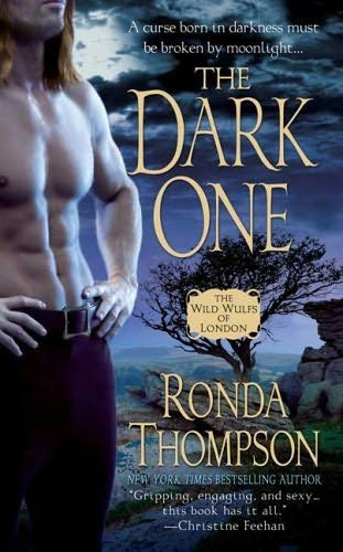 book cover of   The Dark One