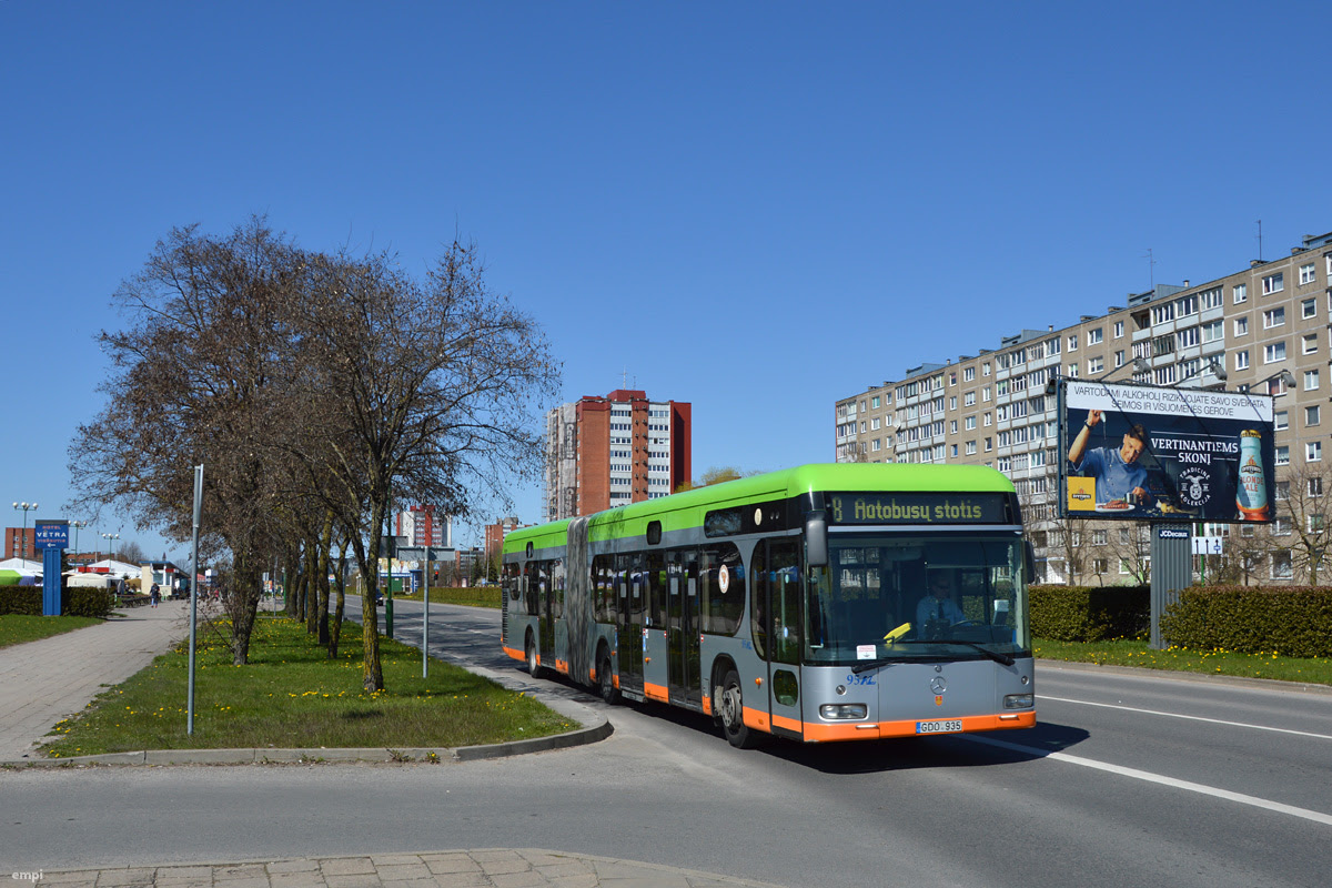 Transport Database and Photogallery - Mercedes-Benz O530G ...