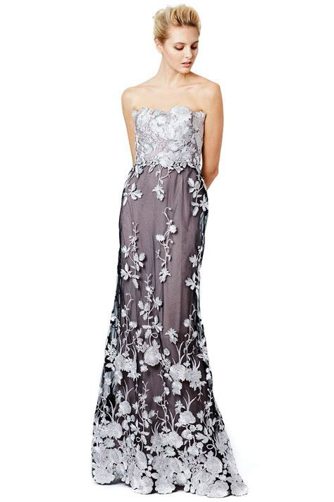 Rent Fontaine Gown by Marchesa Notte for $210 only at Rent