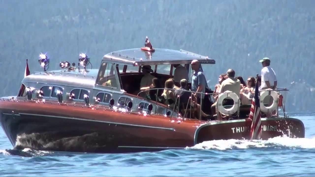 The Thunderbird at Lake Tahoe - YouTube
