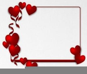 Valentine Card Design Clipart Valentine Hearts Images