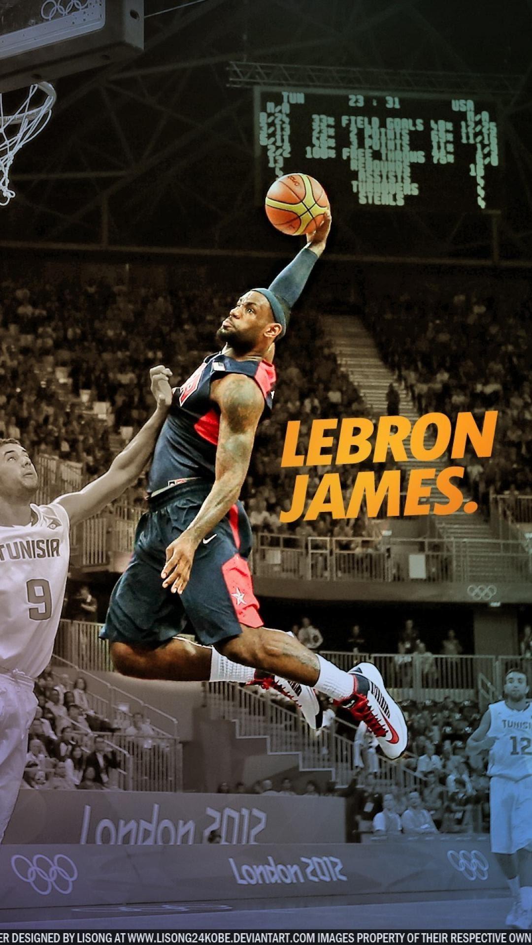 Lebron James Dunk Wallpaper HD (76+ images)