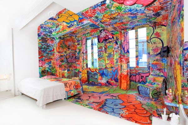 graffiti Archives - Panda's House