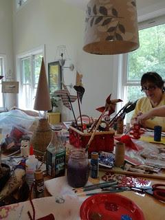 messy !