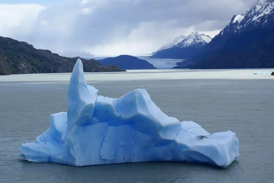 Cambio Climático - desaparición de los glaciares
