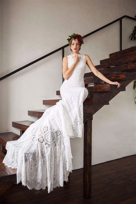 Wear Your Love   La Paz Dress   Bohemian Wedding Dress
