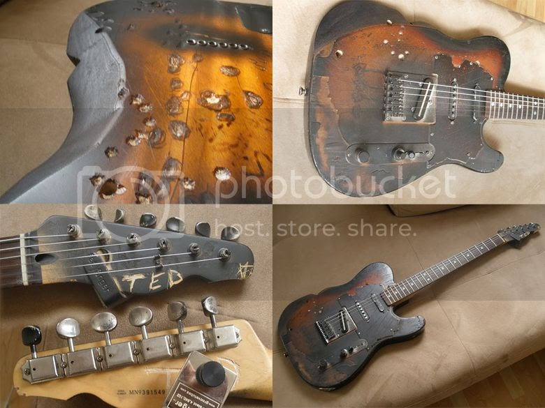Can Guitar Pickups Go Bad : guitar blog when relics go bad mexican tele abused with power tools ~ Russianpoet.info Haus und Dekorationen
