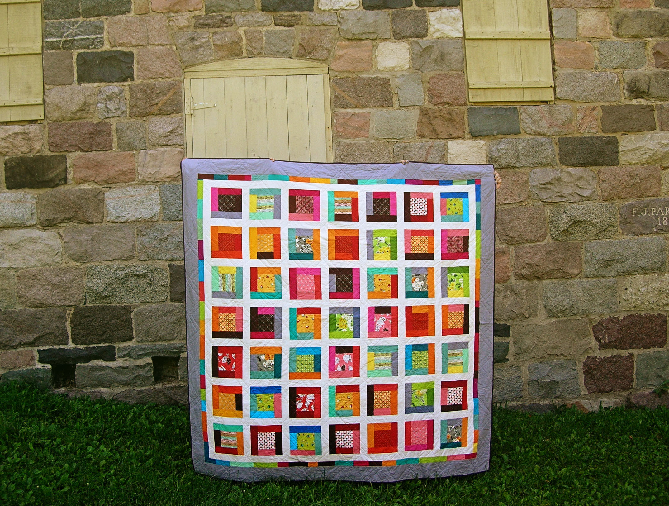 Flea Market Fancy quilt